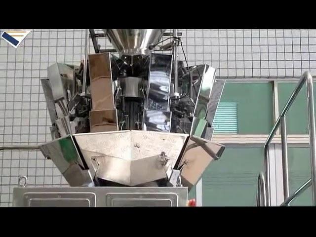 Preis der vertikalen Reisverpackungsmaschinen 1-10kg