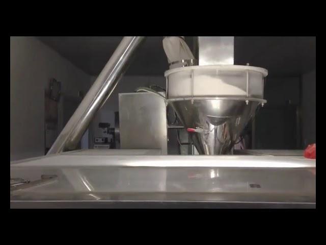 Automatische vorgefertigte Beutel-Verpackungsmaschine für Milchmehlpulver