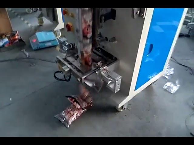 Vorgefertigte Ffs-Beutel-Verpackungsmaschine