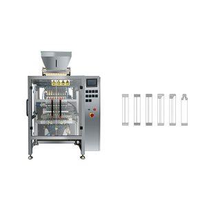 8-Linien-Mehrfach-Beutel-Zucker-Verpackungsmaschine