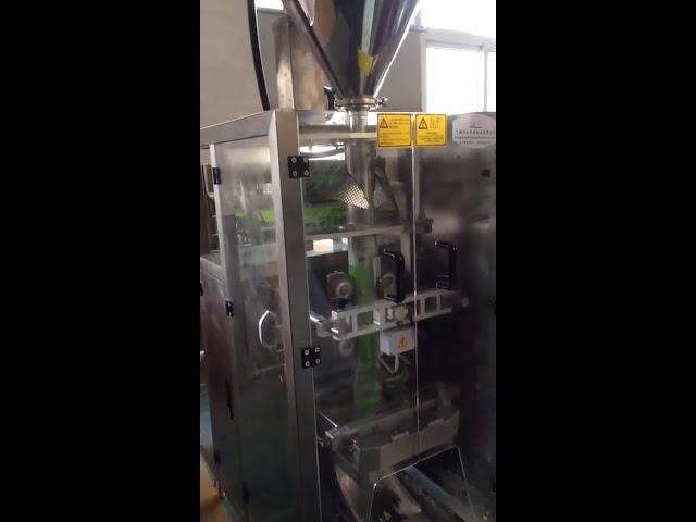 Schneckenfüller Maschine Milchpulver kleine vertikale Formfülldichtung Maschine