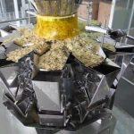 Automatische 2-kg-Beutelverpackungsmaschine in vertikaler Form