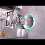 Automatische Blumenkohl-Blumensamen, die Verpackungsmaschine wiegen