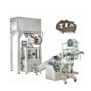 automatische Kräutertee-Nylonpyramiden-Verpackungsmaschine für Teebeutel