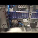 Automatische Plastikolivenöl-Ampullen-Füllmaschine