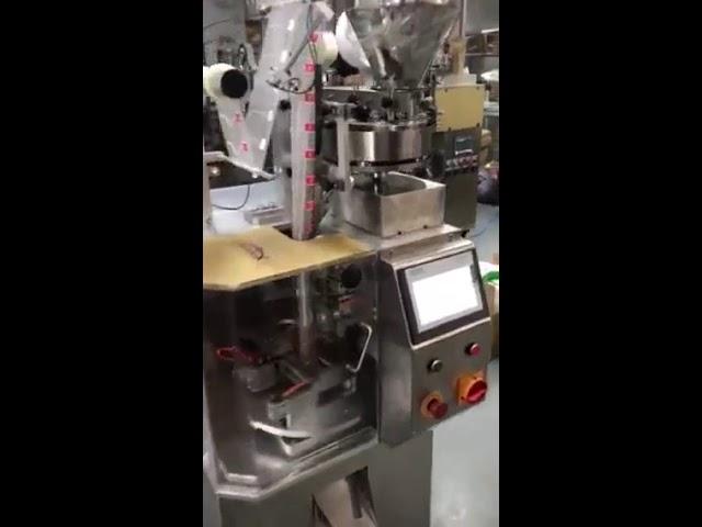 Automatische Pyramiden-Teebeutel-Verpackungsmaschine