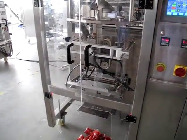 Automatische Tomatenpaste Ketchup Sachet Verpackungsmaschine