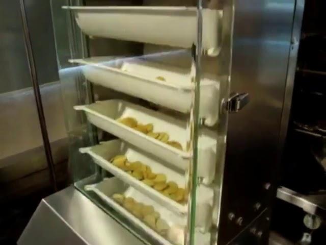 Automatische vertikale Füllmaschine zum Verschließen von Verpackungen