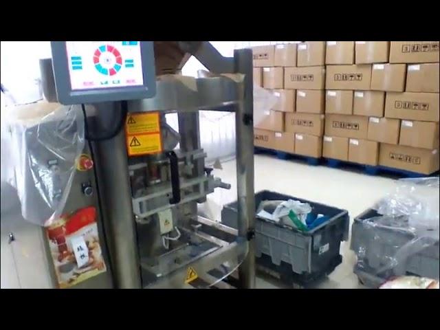 Automatische vertikale Nussfüllmaschine