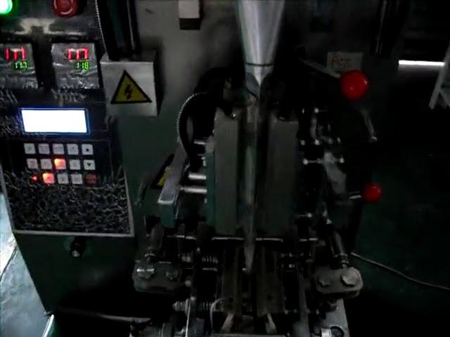 Automatische vertikale Kartoffelchips-Verpackungsmaschine