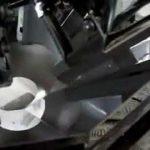 Sack vertikale Form füllen Siegel 14-Kopf-Waage und Verpackungsmaschine für 100g Reiskruste Snack