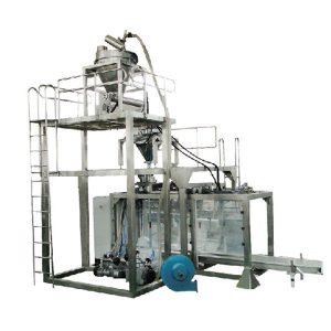 automatische Pulver wiegende Füllmaschine der großen Tasche
