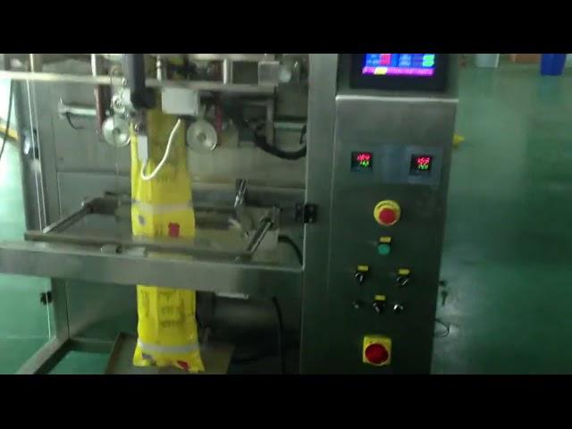 CE-zugelassene automatische Forming-Zucker-Vertikalbeutel-Verpackungsmaschine