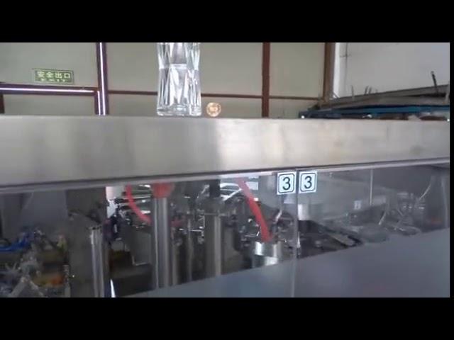 Aseptische kleine Sachets-Pulver-Verpackungsmais-Mehl-Verpackungsmaschine