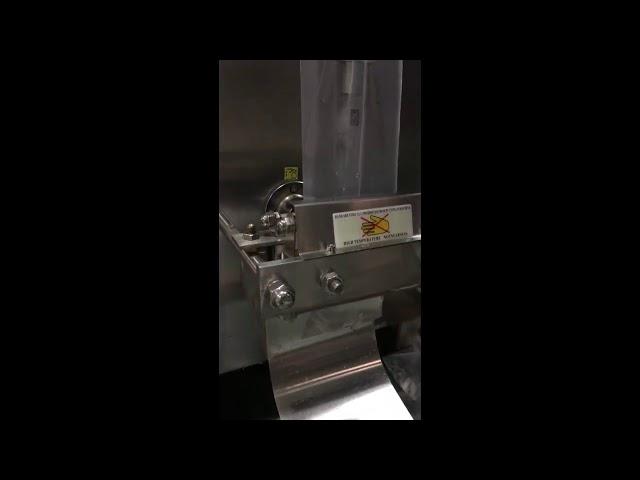 Automatische flüssige Sachet-Mineralwasser-Beutel-Füllmaschine