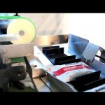 Vollautomatische Kartonverpackungslinie Sachet Kartoniermaschine Preis
