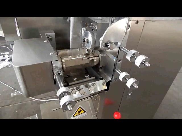Vollautomatische Beutelverpackung Flüssige Beutelbeutel Beutelverpackungsmaschine