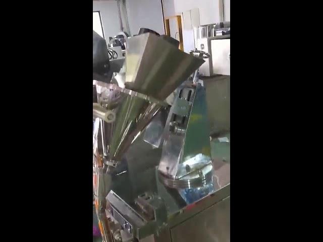 Vollautomatische kleine Sachets Chili Pulver Abfüllmaschine