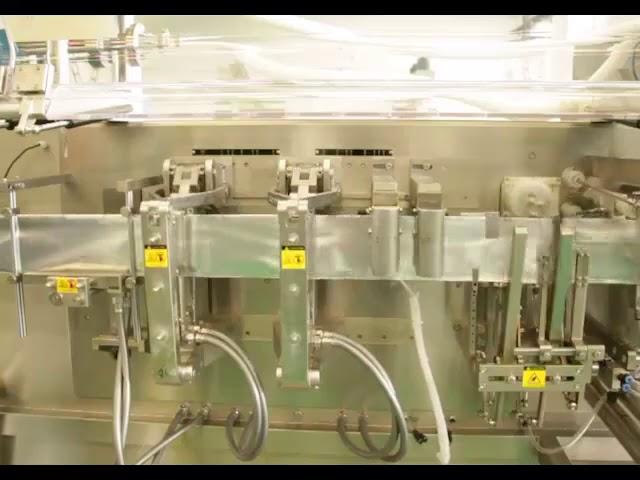 Hochgeschwindigkeits-Flachbeutel-Pulververpackungsflüssigkeit