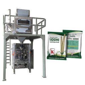Waschmittelpulver Verpackungsmaschine