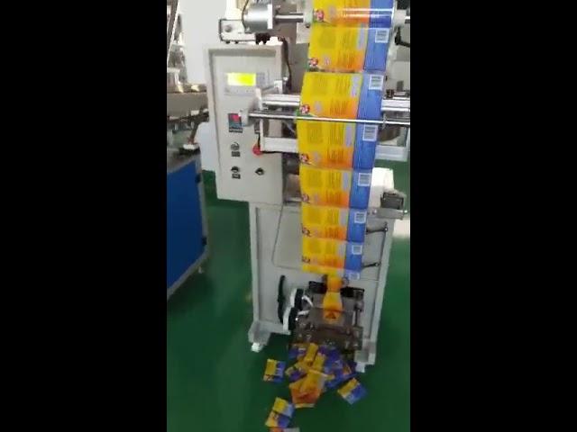 Kostengünstige automatische Hochleistungs-Verpackungsmaschine für kleine Beutel für Gewürzpulver