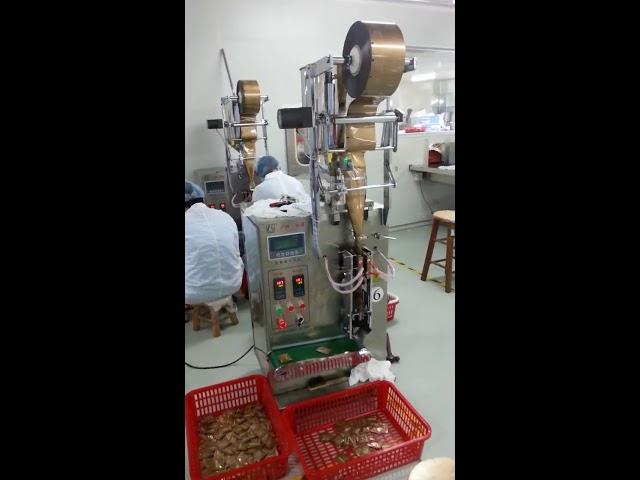 Niedriger Preis Automatische Sachet Pouch Liquid Packaging Machine
