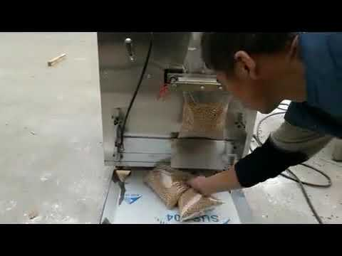 Gemüse-Snack-Verpackungsmaschine der vertikalen Kokosnuss Nachos