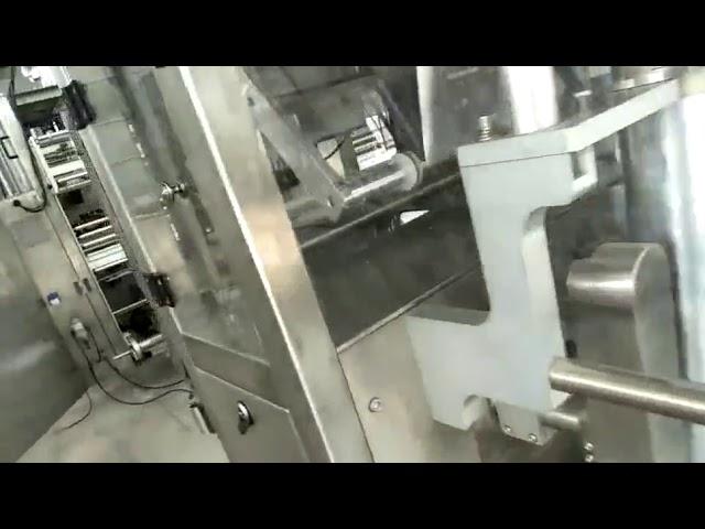 Multifunktionsnahrungsmittelvffs Bulk-Datum-Standbeutelbeutel-Verpackungsmaschine