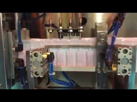 Kunststoff Ampulle Alcala Mini Oliva Öl flüssige Form füllen Siegelmaschine Hersteller