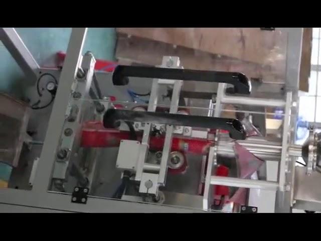 Vollautomatische Gewürzverpackungsmaschine für schnelle Geschwindigkeit mit kleinem Beutel
