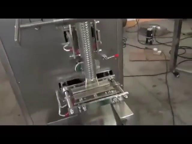 Sachet-Verpackungsmaschine Masala Powder 20g Kaffee-Verpackungsmaschine