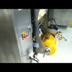 Kleine Geschäftselbstbeutelpackbeutel-Verpackungsmaschine vertikale Formfüllung Dichtungskissen-Beutelbeutel