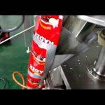 Kleinunternehmen-Verpackungsmaschine volumetrischer Schalenfüller-Reis-Granulat-Verpackungsmaschine