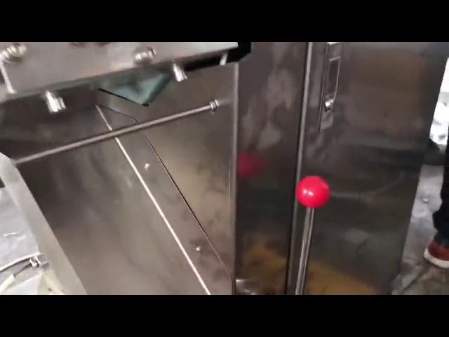 Kleine Milchpfeffer-Kaffee-Beutel-Pulver-Verpackungsmaschine