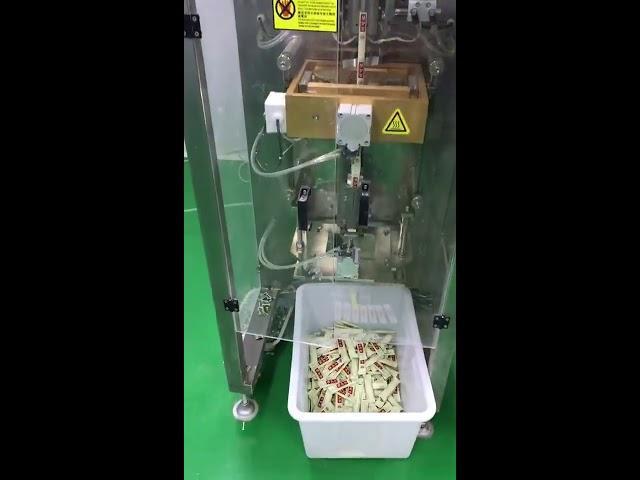 kleine vertikale Beutel 3g 5g Kaffeepulver-Verpackungsmaschine automatisch