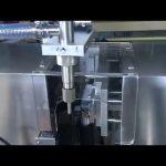 weiche oder halbautomatische Füll- und Verschließmaschine aus Kunststoffrohr