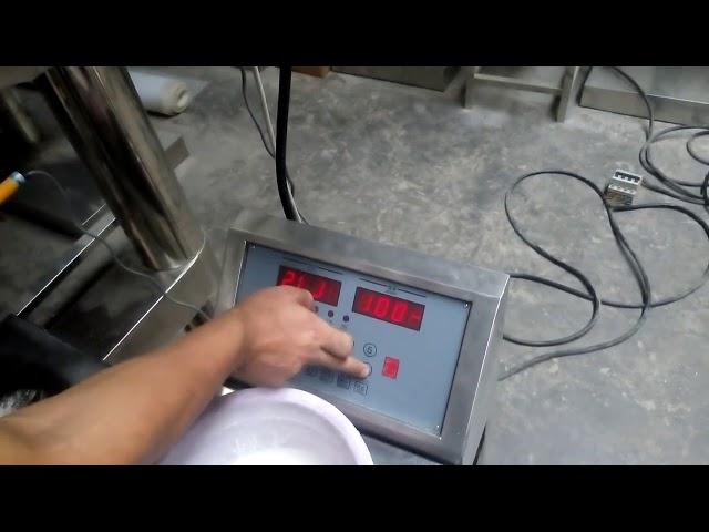 Gewürze Pulver Füllmaschine Automatische Snus Pulver Kleine Sachets Pulver Verpackungsmaschine