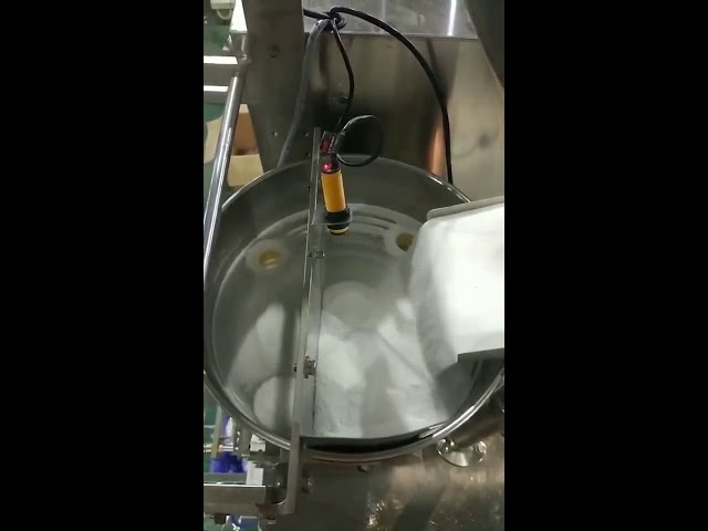 Zucker wiegen Verpackungsmaschine Beutelpackungs-Kornverpackungsmaschine