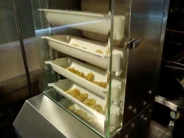 Füllmaschine für vertikale Verpackungsmaschinen Vertikale Formfüllungs-Dichtungsmaschine