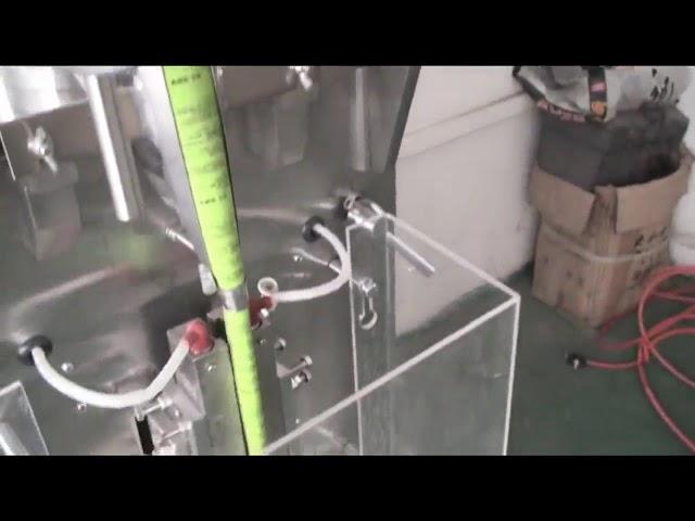 VFFS automatische Zuckerstäbchen-Verpackungsmaschine